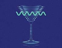 Audio: Drinks 9-5 poster