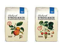 DanSukker Sugar Packaging, concept directions & design