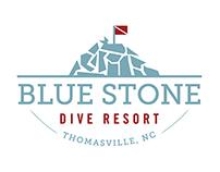 Blue Stone Dive Resort  |  Logo