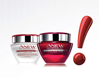 AVON Anew Reversalist day & night creme