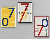70th Anniversary CCCW