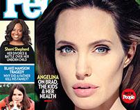Angelina Jolie by Jason Bell