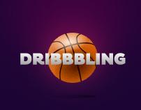 Dribbbling