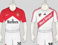 Football Strips and Sponsorships