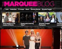 The Marquee Blog