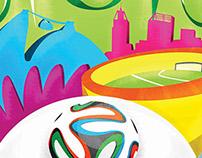 Brazil World Cup Fever