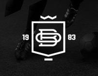 Odrzańska Bryza Football Team - Corporate identity