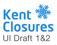 Kent Closures UI/UX re-skin draft proposal 1&2