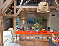 Renovated Farmhouse in The Netherlands by VIVA VIDA