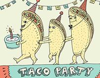 Fun illustrations