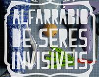 Alfarrábio de seres invisíveis