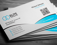 Corporate Clean Business Card 82
