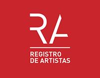 Registro de Artistas