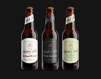 Kurth & Sons Brewing- Branding