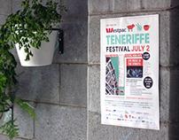 Teneriffe Festival Identity