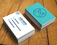 Laura Mortier Business Cards