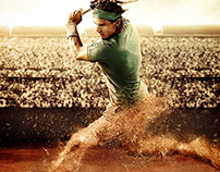Nike Tennis: French Open