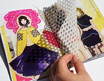 """Comme des Garçons fanzine: """"the color of refusal"""""""