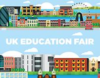 UK Education Fair 2014