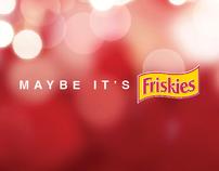 Friskies Beauty Campaign