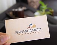 Branding Psychotherapist Fernanda Pinto