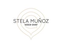 Mini manual. Stela Muñoz. Voice over.