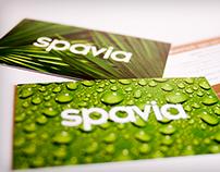 Spavia Brand Identity