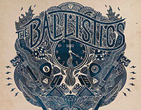 The Ballistics - Calling for the Crazy Album Art