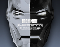 Iron Man Heads - 2013
