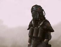 Rebel warlord