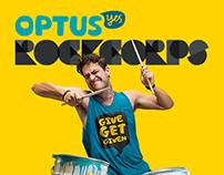 Optus Banner-Mass National Band