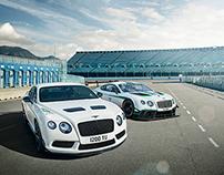 Bentley GT3R launch