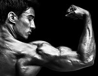 SPORTS: Bodybuilding Hong Kong 2014