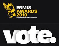 Ermis Awards 2010 VOTE!