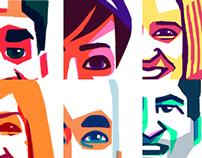 Graphika Manila 2014 Portraits
