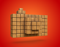 Wood´s Cubes - Shapes