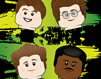 Lego Busters