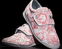 Strike Bowling Shoes