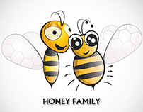 Creative Honey Family