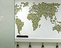 Office Branding: Apatinska HQ Belgrade