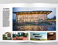 Architecture brochure proposal