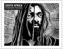 SA Music Legends - Postage Stamps