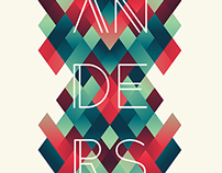 Anders (Free Font)