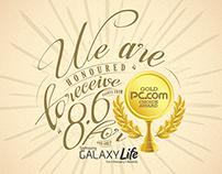 Samsung GALAXY Life