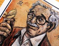 Gabriel García Márquez  |  1927 - 2014