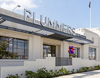 Plummers Furniture Redesign