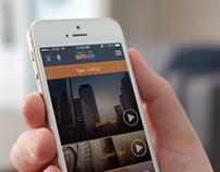 Radio SAWA App | Mobile App UI/UX | GSMA Shortlisted