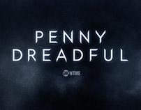 Penny Dreadful Digital Campaign