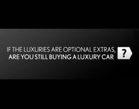 Standard in a Lexus