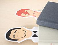 ελcultre bookmarks